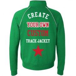 Create Your Own Custom Track Jacket