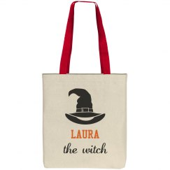 Witch Halloween Bag