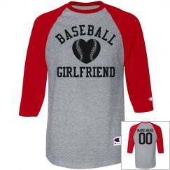 Find and save ideas about Baseball girlfriend shirts on Pinterest. | See more ideas about Baseball girlfriend, Baseball shirts and Baseball mom. DIY and crafts. Baseball girlfriend shirts Make a cute baseball girlfriend or softball shirt for all the games! From Customized Girl.