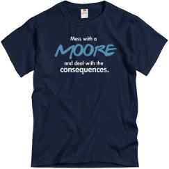 Don't mess with a Moore!