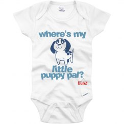 Infant Puppy Pal Onesie
