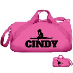 Cindy cheer bag
