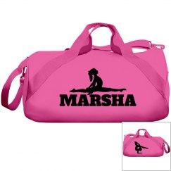 Marsha cheer bag