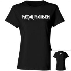 Metal Maiden