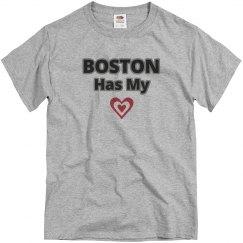 Boston has my heart
