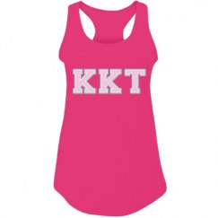 Scream Queens Kappa Kappa Tau Racerback Tank