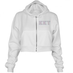 Scream Queens Kappa Kappa Tau Cropped Jacket