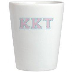 Scream Queens Kappa Kappa Tau Shotglass