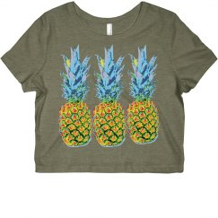 Pineapple Party Fashion