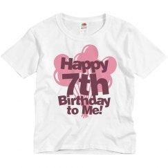 Happy 7th Birthday