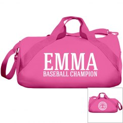 Emma, Baseball Champ