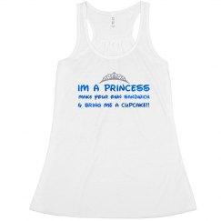 Im a princess tank