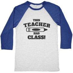 Classy Teacher