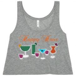 Happy Hour Cocktails & Shots