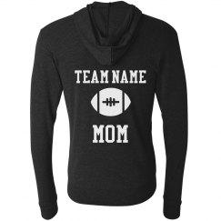 Custom Football Mom Hoodie