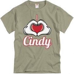 I love Cindy