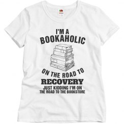 I'm a Bookaholic