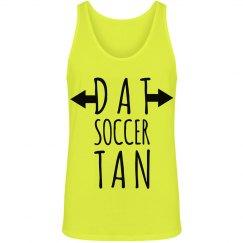 Dat Soccer Tan Doe
