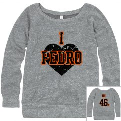 Pedro Distressed Sweatshirt