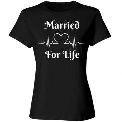 Married 4 Life - Black