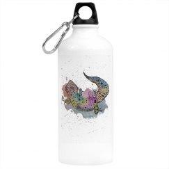 Water Bottle Leo