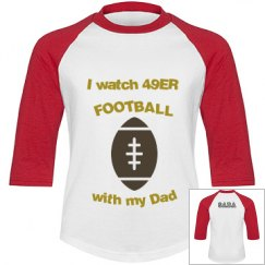 Football with my Dad