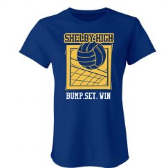 Shelby Volleyball