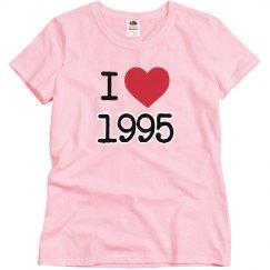 I love 1995