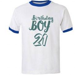 21 Mens Tee