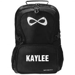 Kaylee personalized cheer bag