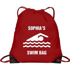 Sophia's Swim Bag