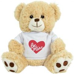 Be Mine Valentine's Day Bear