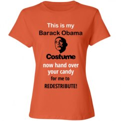 Barack Obama Halloween Shirt