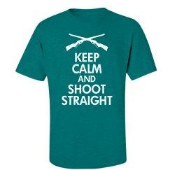 Shoot straight