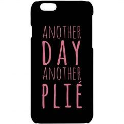 Dancer Plié iPhone 6/6s Case