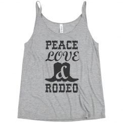 Peace Love & Rodeo