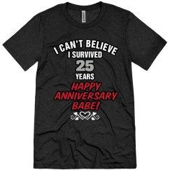 Happy 25th Anniversary!