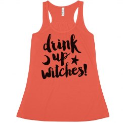 Witches Drink Up On Halloween