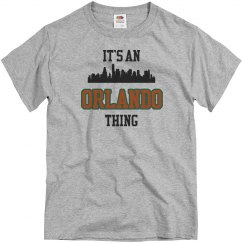It's an orlando thing