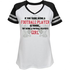 Football Player's Girl