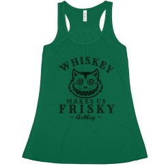 Frisky Whiskey Girl 1