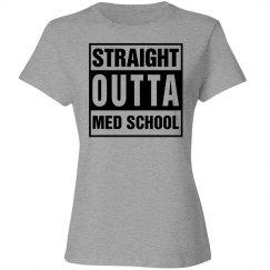 Straight outta Med School