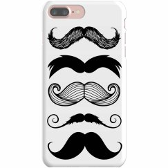 Mustache iPhone Cover