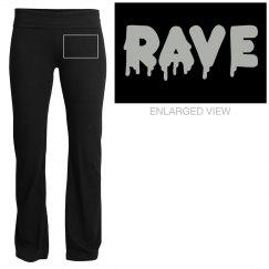 Rave Yoga pants