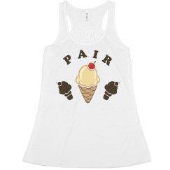 Perfect Ice Cream Pair 2