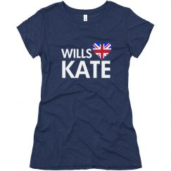 Wills Loves Kate