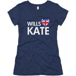 Wills Loves Kate