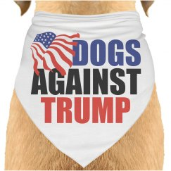 Dogs Against Donald Trump