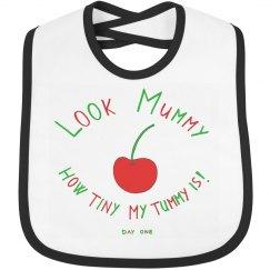 Baby tummy sizes CHERRY