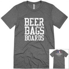 Beer, Bags, Boards